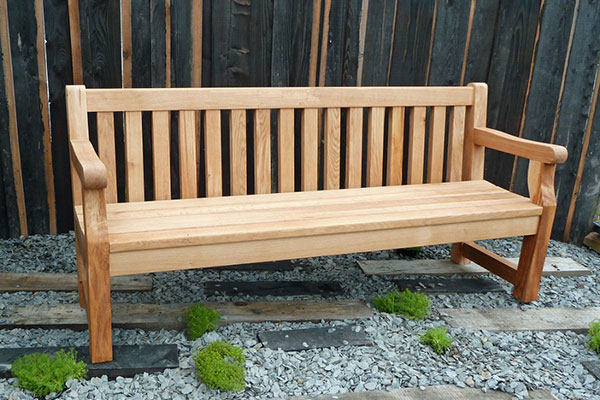 03f17cdb664a Strong, Durable and Eco-Friendly Locally Sourced English Green Oak Bespoke  Garden Furniture